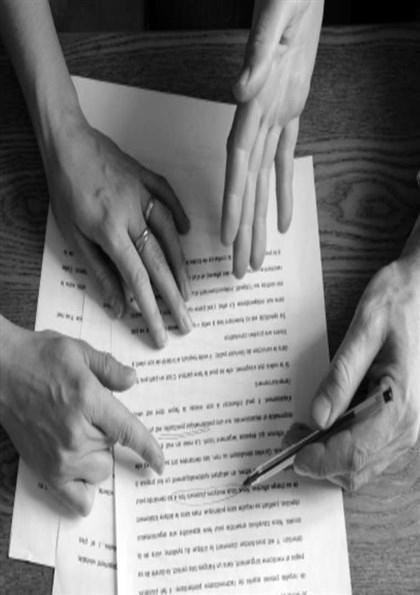 Sözleşmeler Hukuku Eğitimi Etkinlik Afişi