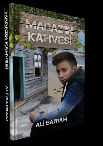 Maraz'ın Kahvesi Romanı Lansmanı Etkinlik Afişi