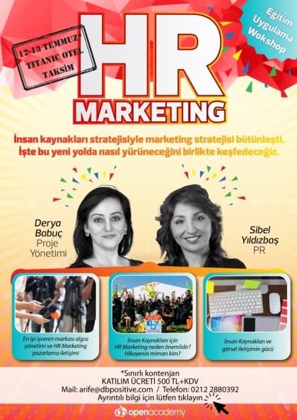 HR Marketing Afişi