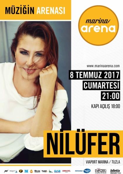 Nilfüer Konseri - İstanbul Afişi