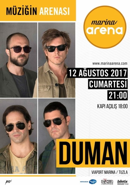 Duman Konseri - İstanbul