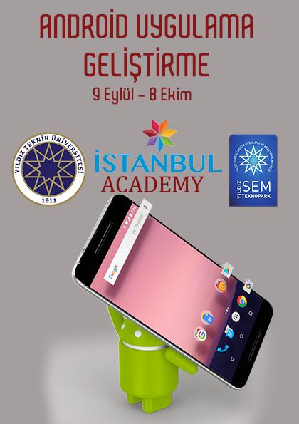 Android Uygulama Geliştirme - YTÜ SEM