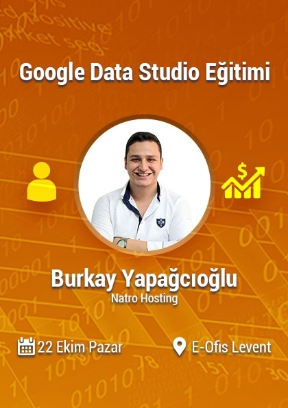Google Data Studio Eğitimi