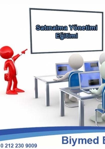 Satın alma Yönetimi Eğitimi Afişi