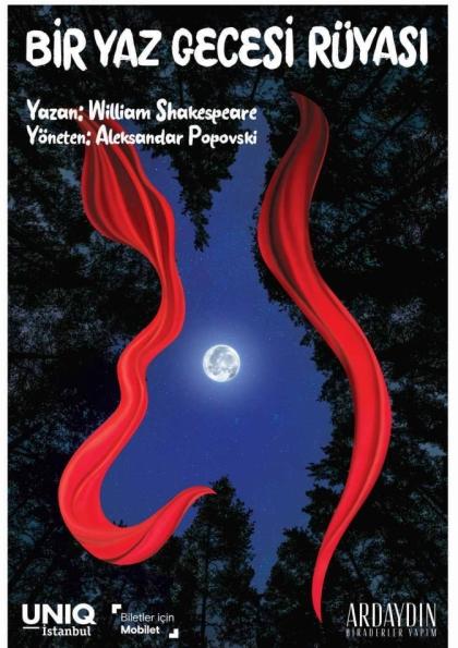 Bir Yaz Gecesi Rüyası - Tiyatro Oyunu