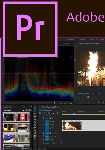 Adobe Premiere Pro İle Herkes İçin Kurgu