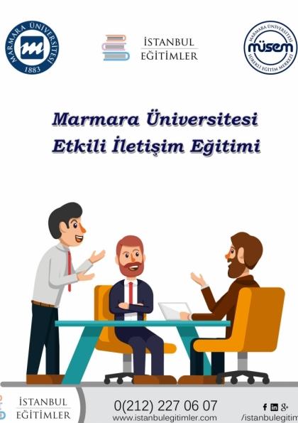 Marmara Üniversitesi - Etkili İletişim Eğitimi