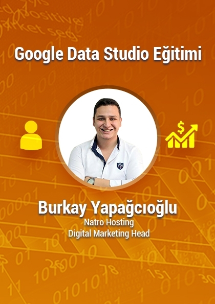 Google Data Studio Eğitimi Afişi