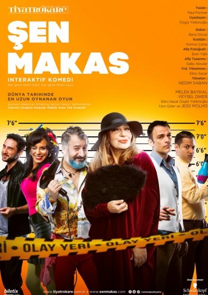 Şen Makas