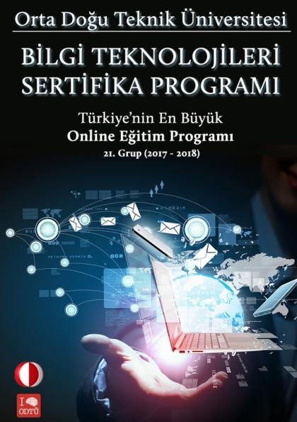 Orta Doğu Teknik Üniversitesi - Bilgi Teknolojileri Sertifika Programı / Uzaktan Eğitim