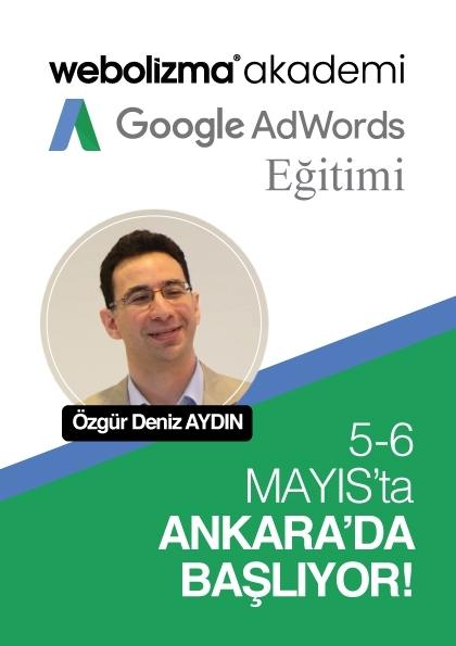 Google AdWords Eğitimi - Ankara
