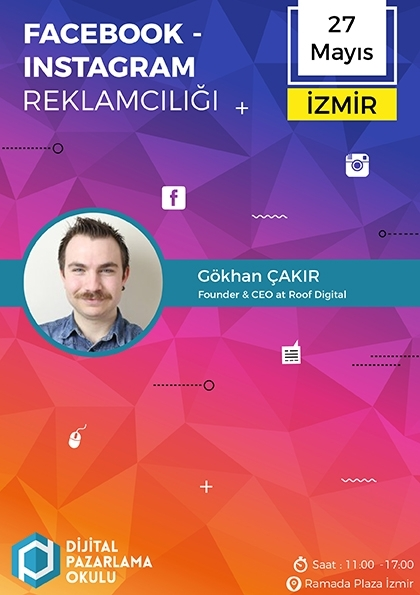 Facebook-Instagram Reklamcılığı Eğitimi (İzmir)
