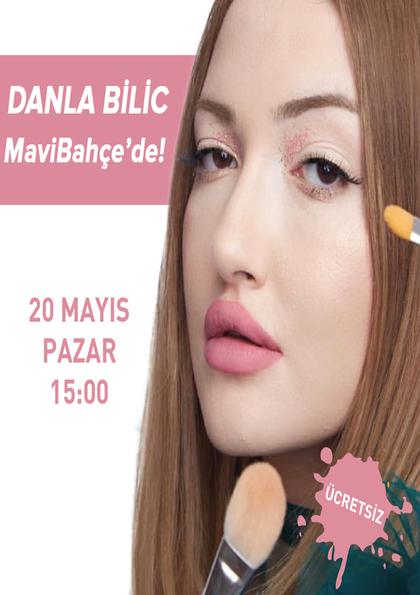 MaviBahçe Gençlik Festivali Etkinlik Afişi