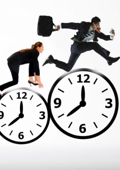 Toplantı ve Zaman Yönetimi Eğitimi Afişi