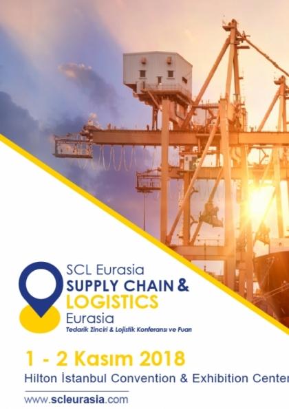 SCL Eurasia  - Tedarik Zinciri&Lojistik Konferansı ve Fuarı Etkinlik Afişi