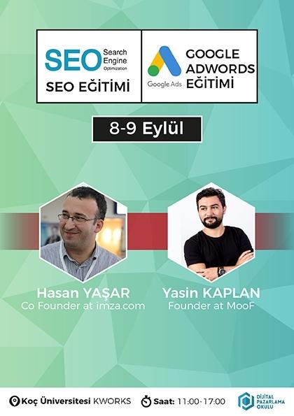 SEO + Google Ads Eğitimi