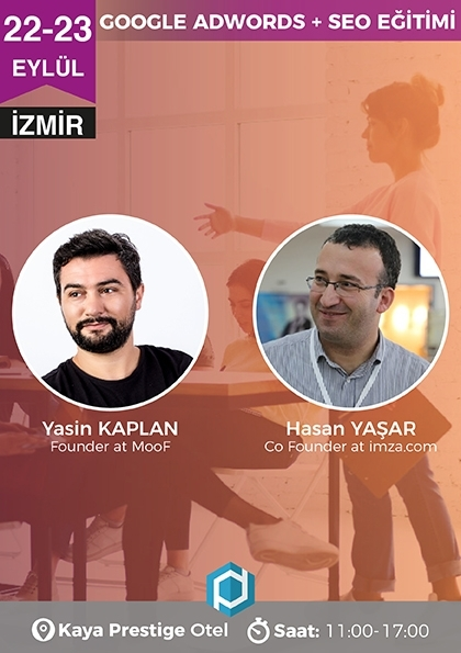 Google Ads Eğitimi + SEO [İzmir]