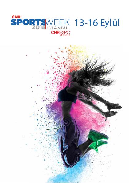 CNR Sports Week Etkinlik Afişi
