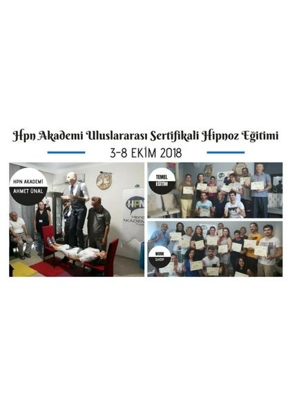 HPN Akademi Uluslararası Sertifikalı Hipnoz Temel Eğitimi