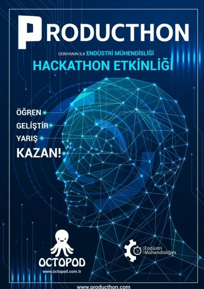 Producthon: Kodsuz Ürün Geliştirme Yarışması Etkinlik Afişi