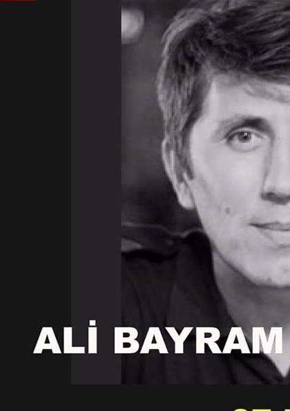 Polisiye Yazar Ali Bayram TÜYAP İmza Günü Etkinlik Afişi