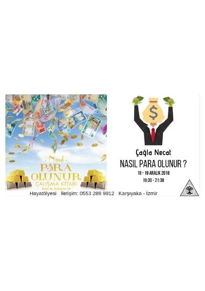 Çağla Necat ile Nasıl Para Olunur? Etkinlik Afişi