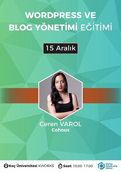 WordPress ve Blog Yönetimi Eğitimi