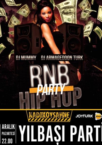 New Year RnB & Hip Hop Party / KadıköySahne