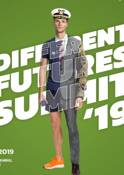 DFS'19 (Different Futures Summit) Etkinlik Afişi
