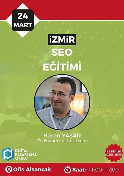 SEO Eğitimi [İzmir]