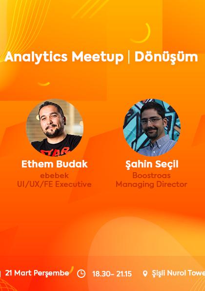 eOfis Analytics Meetup | Dönüşüm