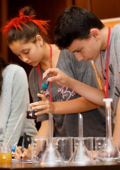Uludağ Bilim ve Teknoloji Yaz Kampı Afişi