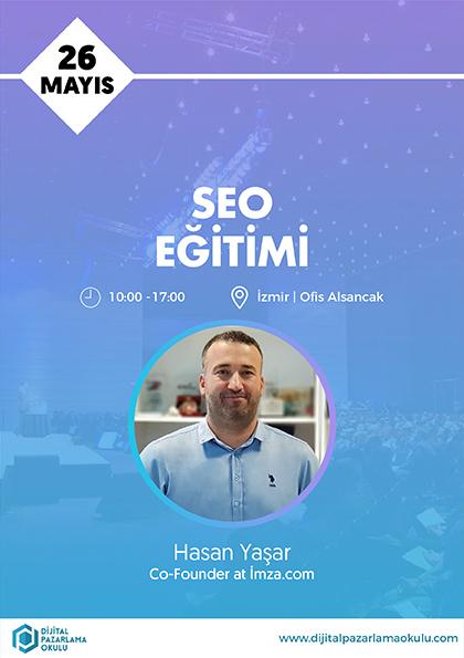 SEO Eğitimi [İzmir] Afişi