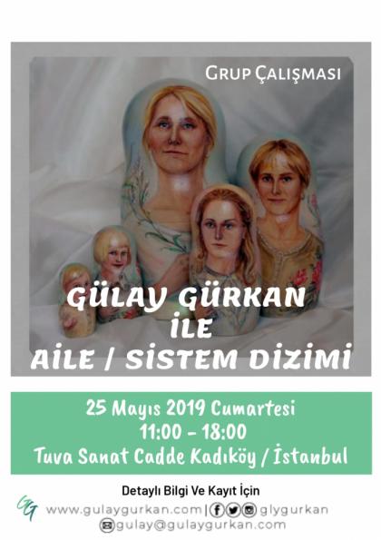 Aile Dizimi - İstanbul | 25 Mayıs 2019 Afişi