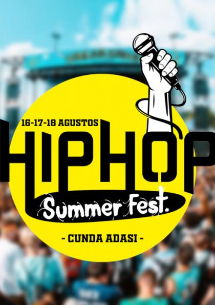 Hip Hop Summer Fest.