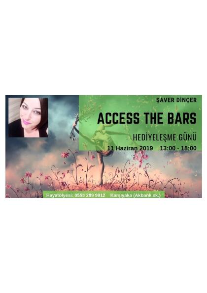 Access The Bars Hediyeleşme Günü Etkinlik Afişi