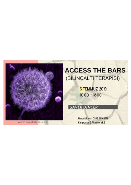 ACCESS THE BARS (Bilinçaltı Terapisi)