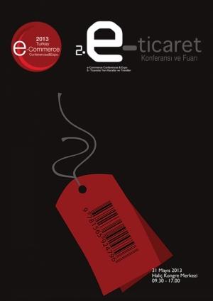 2. E-Ticaret Konferansı ve Fuarı Etkinlik Afişi