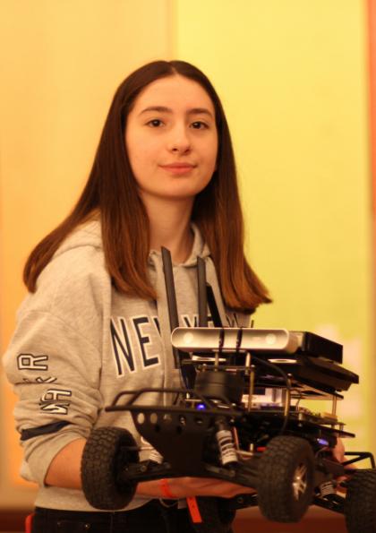 Hafta Sonu Bilim ve Teknoloji Atölye Programları Etkinlik Afişi