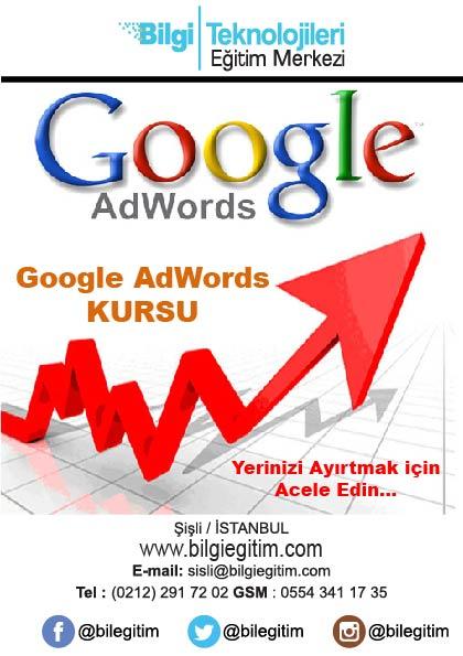 Uygulamalı Google Ads Eğitimi