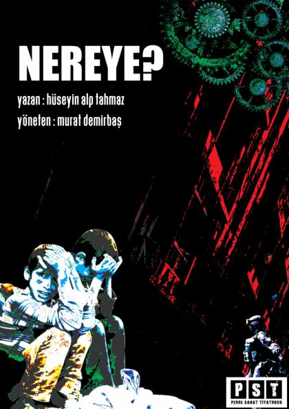 Nereye / Çankaya Belediyesi Afişi