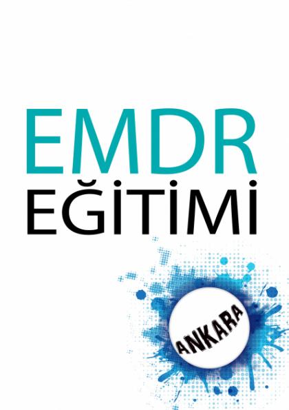 EMDR Eğitimi Etkinlik Afişi