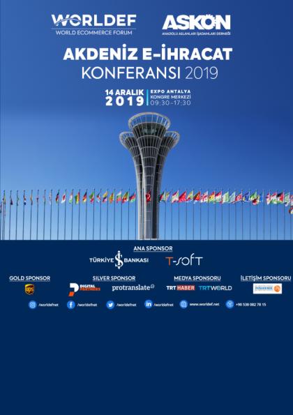 Akdeniz E-İhracat Konferansı 2019