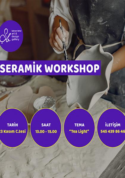 Seramik Workshop