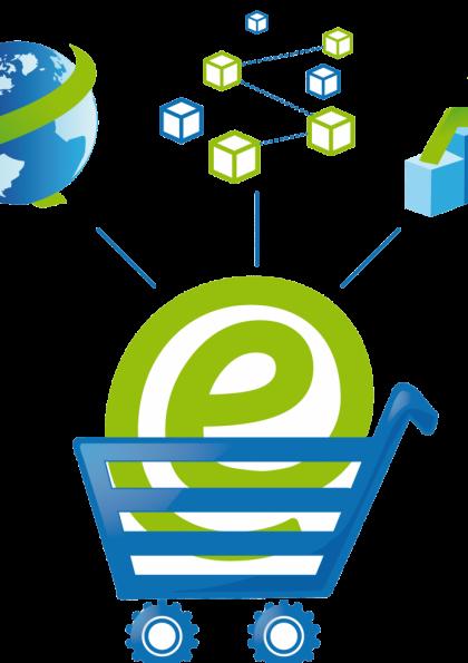 Lojistik ve Tedarik Zinciri Yönetiminde E-Ticaret, E-Çözümler ve Küreselleşme Afişi