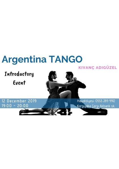 Argentina TANGO (FREE) Afişi