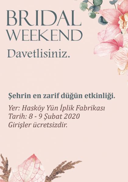 Bridal Weekend İstanbul
