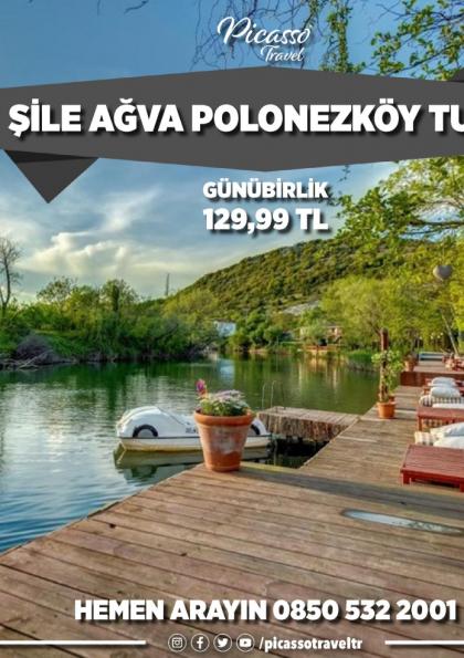 Polenezköy Şila Ağva Turu Etkinlik Afişi