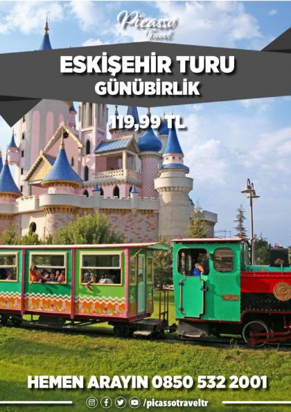 Eskişehir Turu Günübirlik