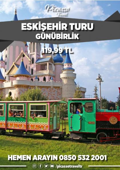 Eskişehir Turu Günübirlik Afişi
